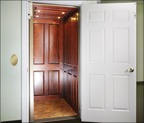 Kannarr elevator and construction for Personal elevators for the home